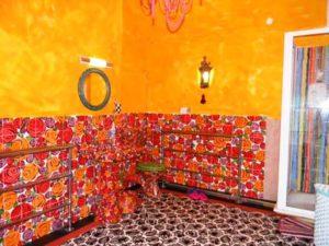 2. Dans le style: pouvez-vous trouver la toilette ?